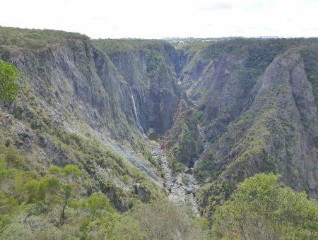 Waterfallway aan de Australische oostkust
