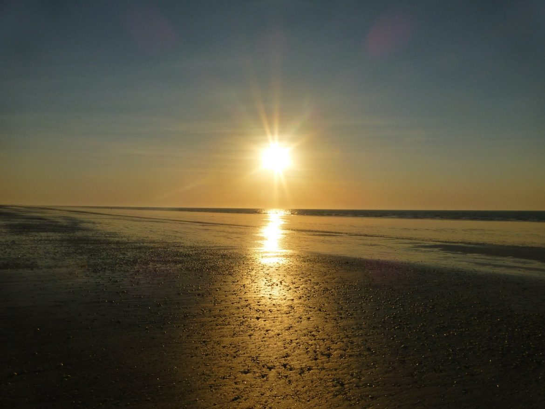 zonsondergang 80 mile beach