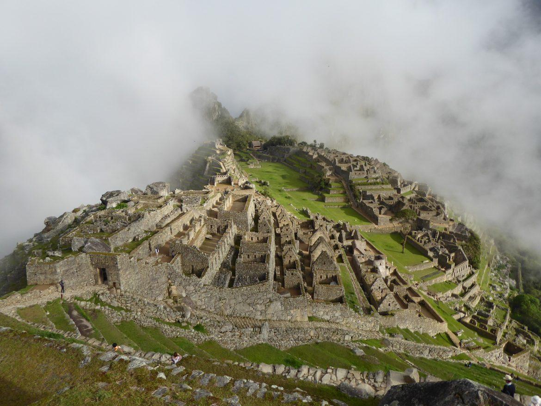 Machu Picchu via de Salkantay Trail