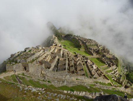8 weken in Peru