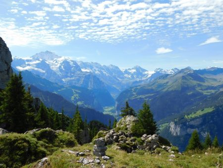 Video: een week hiken in de Alpen rondom Grindelwald, Zwitserland