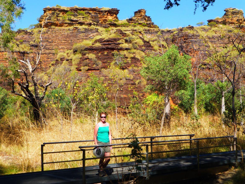 Lekker wandelen door Hidden Valley National Park